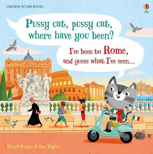 Pussy cat Rome