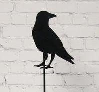 Raven Garden Stake