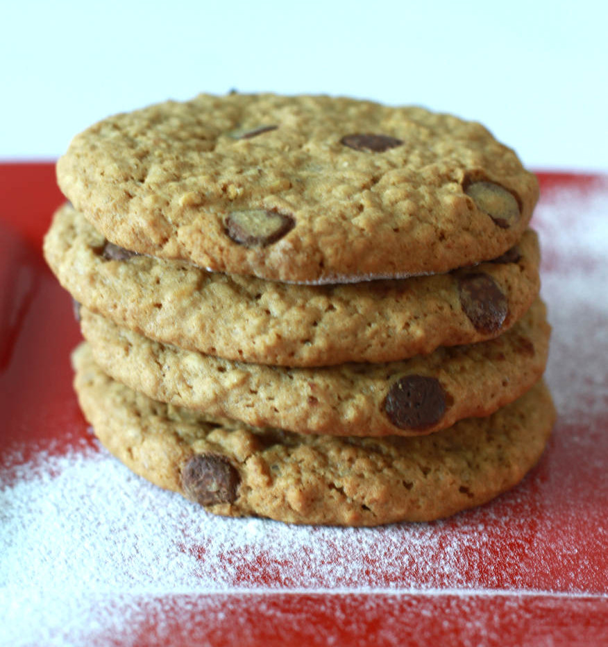 Oatmeal Choco Chip Cookie