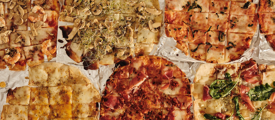 Choose Any 2+1 #nicspizza For Only Php 995