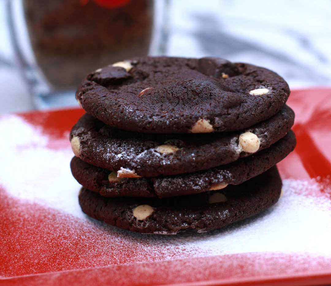 Double Choco Chip Cookie