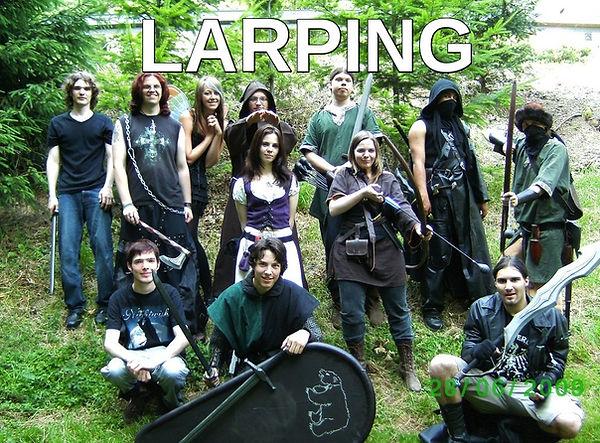 Larping hobby