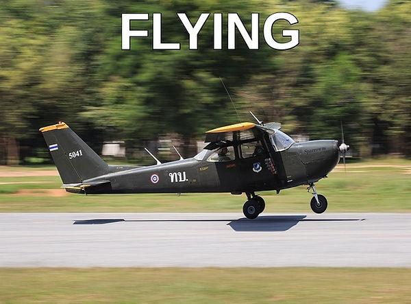 Flying hobby
