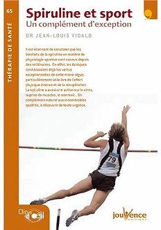 Brochure Spiruline et sport
