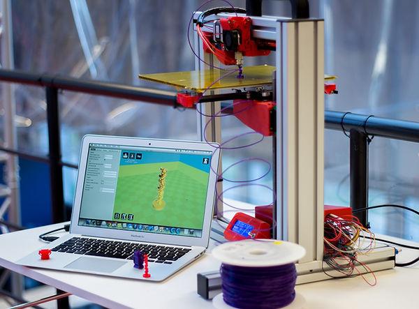 3D printing hobby