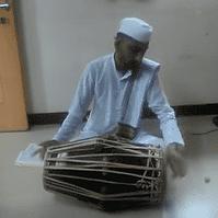 Pakhavaj playing.png