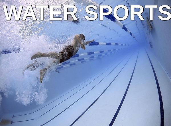 Water sports hobby