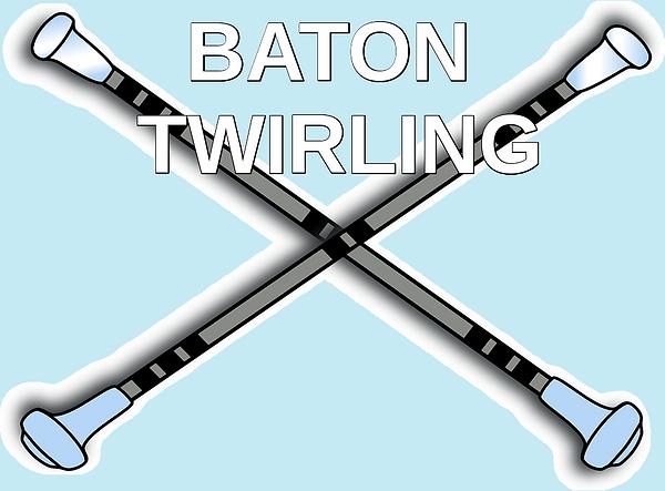 Baton twirling hobby