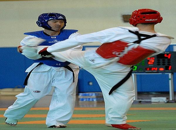 Taekwondo hobby