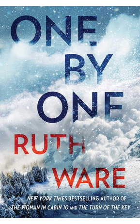 One by One by Ruth Ware.