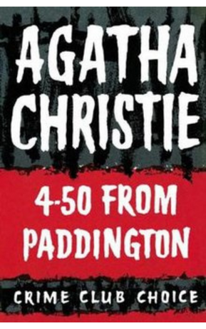 4:50 From Paddington by Agatha Christie.