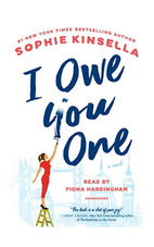 I Owe You One by Sophie Kinsella.