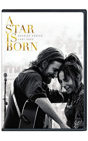 A Star is Born directed by Bradley Cooper.