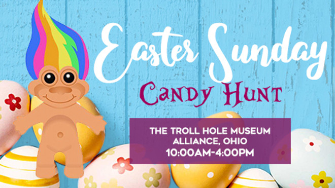 Easter Sunday Candy Hunt