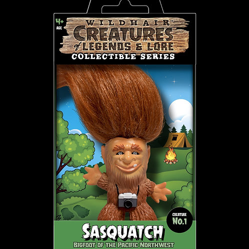 Sasquatch - Wild Hair Creations