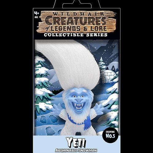 Yeti - Wild Hair Creations