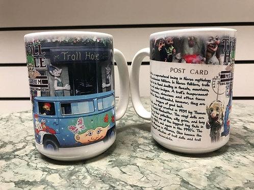 Troll Hole Mug
