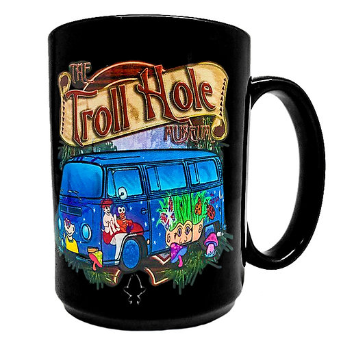 The Troll Hole Coffee Mug
