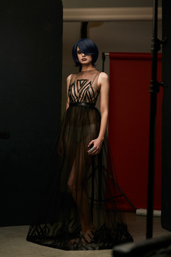 Photographer: Louis Tinsley Model: Lucy Duane MUA: Matt Goodlett Hair: Matthew Tyldesley
