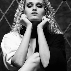 Model: Katerina Estes