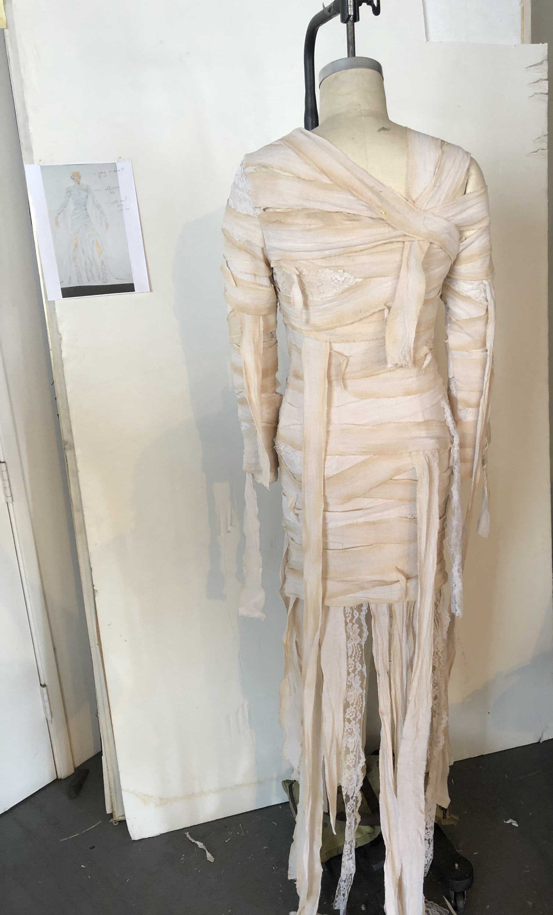 Mummy Dress