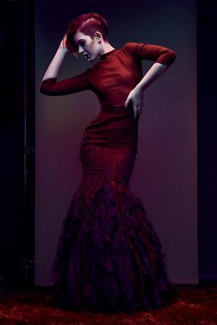 Photographer: Louis Tinsley Model: Melanie Smith MUA: Matt Goodlett Hair: Michelle Villareal Retouching: Jordan Hartley