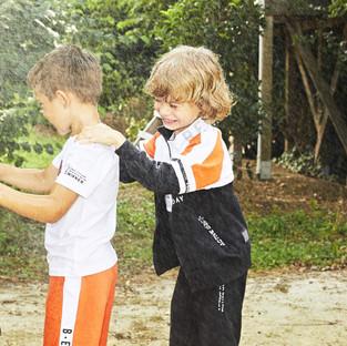 Yours by 02TandemAbbigliamento - Bambini con abiti sportivi - Coll. Estate 2021 - Baby 3 - 7 anni