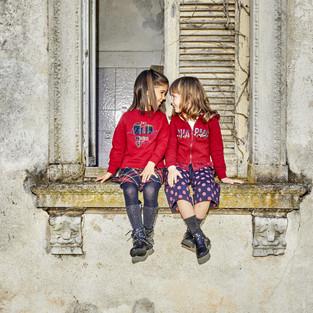 Yours Abbigliamento - abiti da bambina - Coll. Autunno Inverno Baby 3-7 anni Yours by 02Tandem
