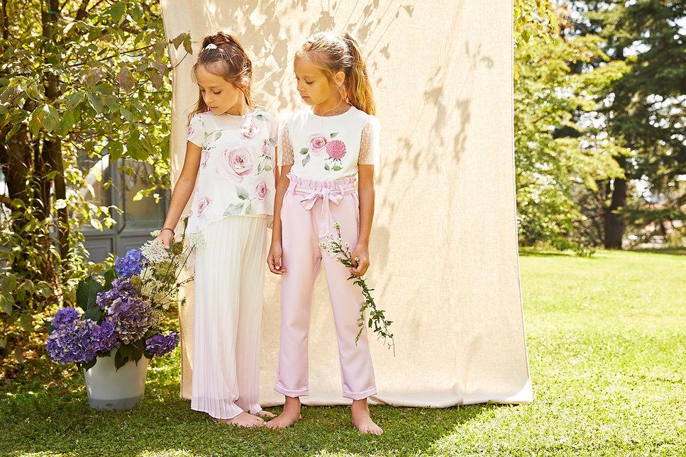 Yours by 02Tandem Abbigliamento - Bambine con vestiti eleganti Coll. Estate 2021  Junior 8-16 anni