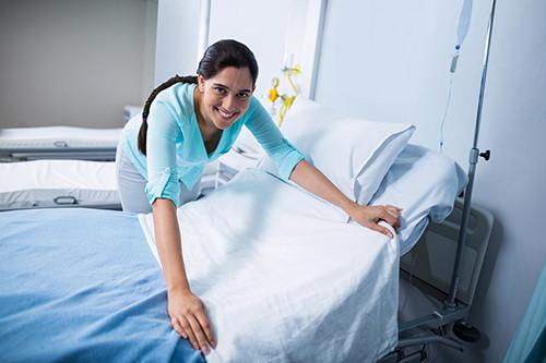 Biancheria per ospedali