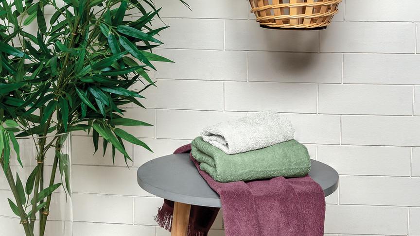Asciugamani collezione Anima Bio