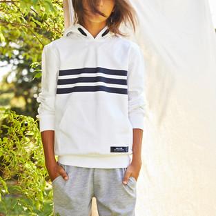 Yours by 02Tandem Abbigliamento - Bambino con felpa - Coll. Estate 2021 - Junior 8 - 16 anni