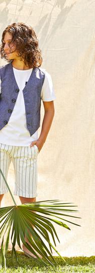 Yours Abbigliamento - Bambini in abiti eleganti Coll. Estate 2021   Junior 8 -16 anni Yours by 02Tandem
