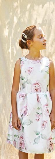 Yours Abbigliamento - Bambina con abito Coll. Estate 2021 - Junior 8-16 anni Yours by 02Tandem