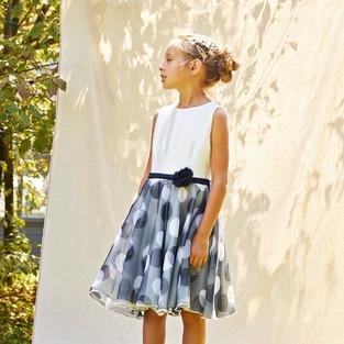 Yours by 02Tandem Abbigliamento - Bambina con abito - Coll. Estate 2021 - Junior 8 - 16 anni