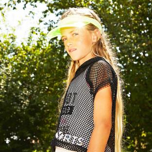 Yours by 02Tandem Abbigliamento - Bambina con tuta - Coll. Estate 2021 - Junior 8 - 16 anni