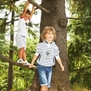 Yours by 02Tandem Abbigliamento - Bambini in abbigliamento yours by tandem - Coll. Estate 2021 - Baby 3 - 7 anni