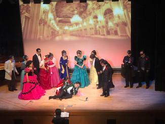 オペラ『仮面舞踏会』終演