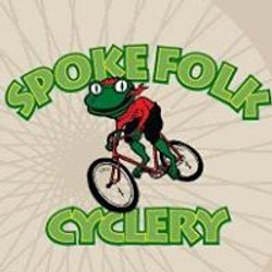 SpokeFolkCyclery logo