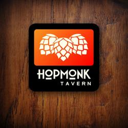 Hopmonk Tavern logo