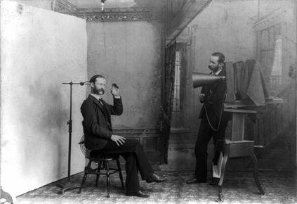 Photographer Studio 1893