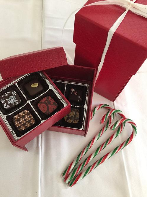 Holiday Chocolates Box