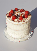 Coconut & Raspberry Delight