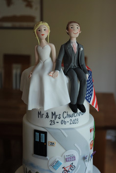 Autobiographical Wedding Cake