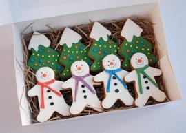 Christmas Biscuit Range 2019