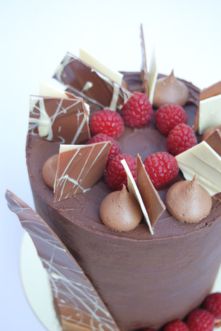 Chocolate & Raspberry