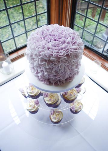 Lilac Ruffles