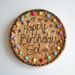 Giant Cookie cake