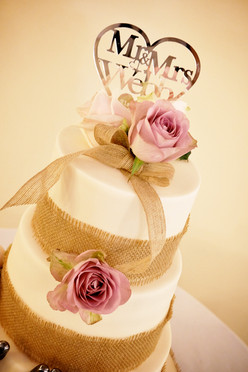 Simple Hessian and Fresh Roses