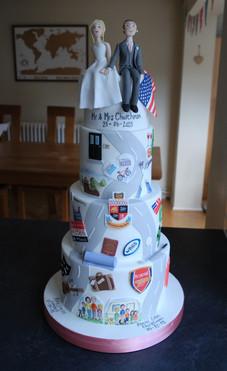 Autobiographical Wedding Cake